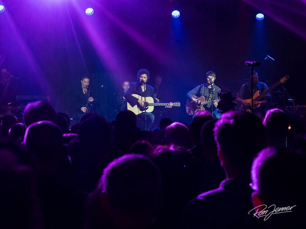 Gino Vannelli Live at De Boerderij in Zoetermeer (NL)